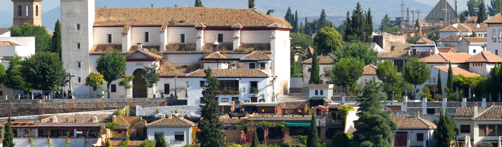 Vakantie Granada